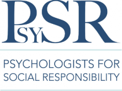 Psychologist for Social Responsibility